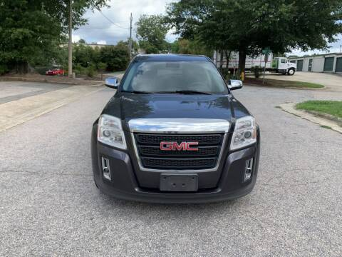 2013 GMC Terrain for sale at Horizon Auto Sales in Raleigh NC