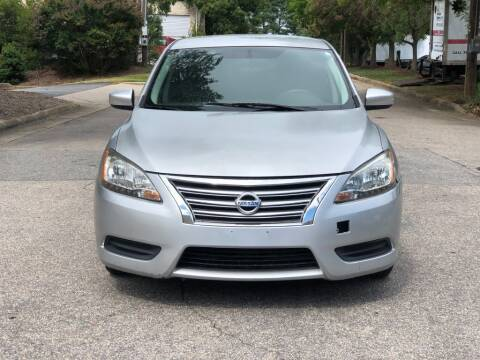 2014 Nissan Sentra for sale at Horizon Auto Sales in Raleigh NC