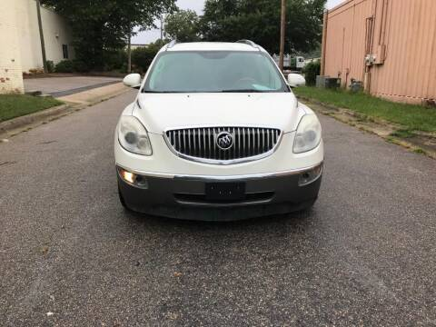 2010 Buick Enclave for sale at Horizon Auto Sales in Raleigh NC