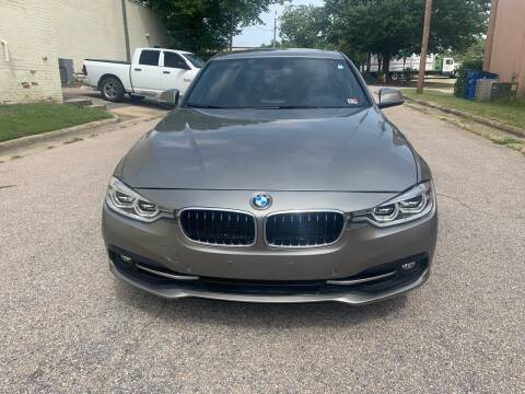 2016 BMW 3 Series for sale at Horizon Auto Sales in Raleigh NC