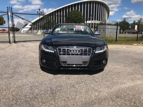 2011 Audi S5 for sale at Horizon Auto Sales in Raleigh NC