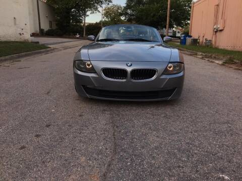2006 BMW Z4 for sale at Horizon Auto Sales in Raleigh NC