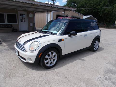 2010 MINI Cooper Clubman for sale at DISCOUNT AUTOS in Cibolo TX