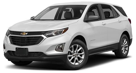 2018 Chevrolet Equinox for sale in Dartmouth MA