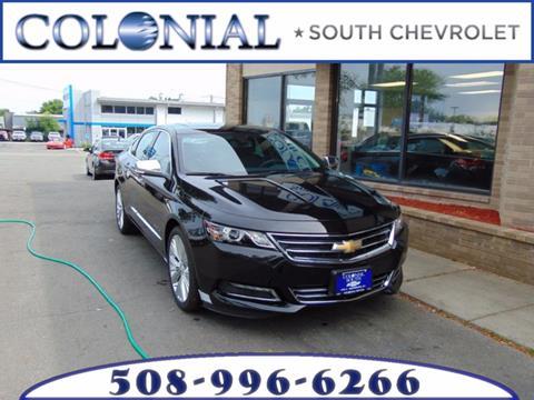 2018 Chevrolet Impala for sale in Dartmouth MA