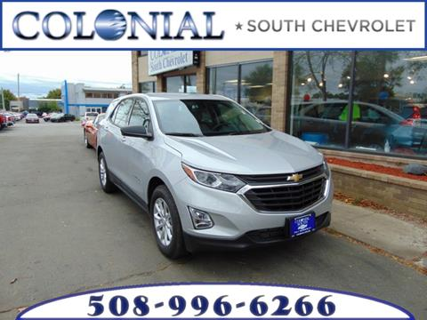 2018 Chevrolet Equinox for sale in Dartmouth, MA