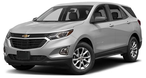 2018 Chevrolet Equinox for sale in Dartmouth MA