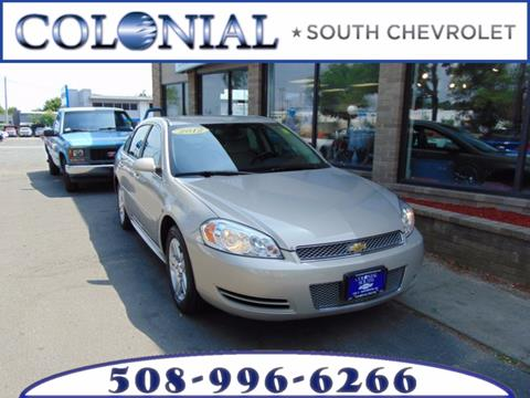 2012 Chevrolet Impala for sale in Dartmouth MA