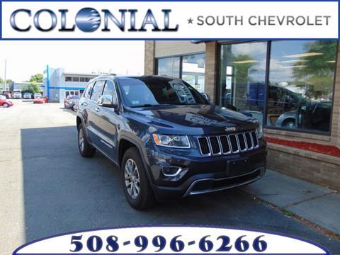 2014 Jeep Grand Cherokee for sale in Dartmouth MA