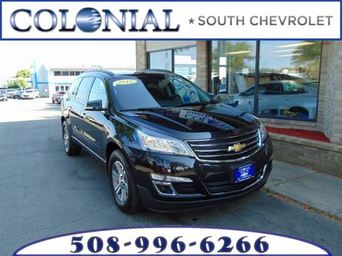 2015 Chevrolet Traverse for sale in Dartmouth MA