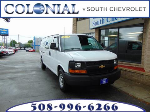 2014 Chevrolet Express Cargo for sale in Dartmouth MA