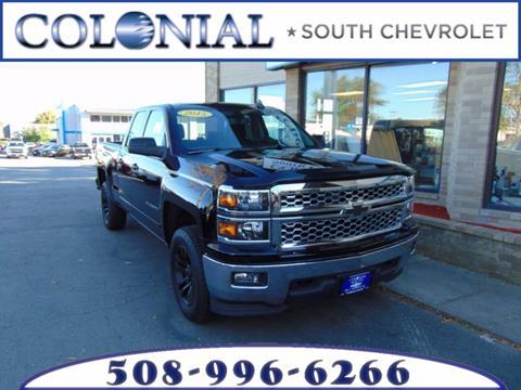 2015 Chevrolet Silverado 1500 for sale in Dartmouth, MA
