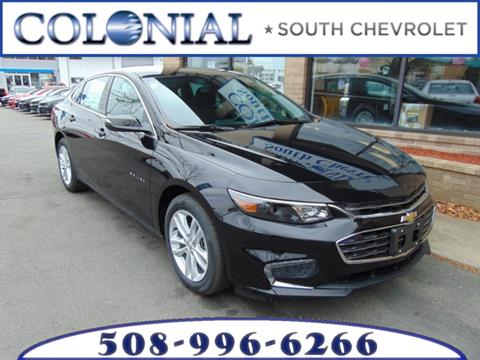 2017 Chevrolet Malibu for sale in Dartmouth MA