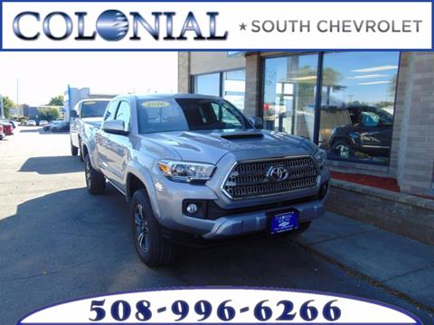 2016 Toyota Tacoma for sale in Dartmouth MA