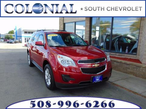 2015 Chevrolet Equinox for sale in Dartmouth MA