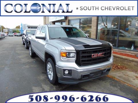 2015 GMC Sierra 1500 for sale in Dartmouth MA