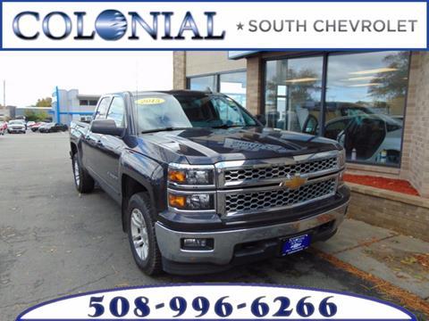 2015 Chevrolet Silverado 1500 for sale in Dartmouth MA