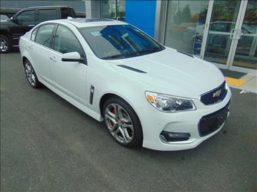 2016 Chevrolet SS for sale in Dartmouth, MA
