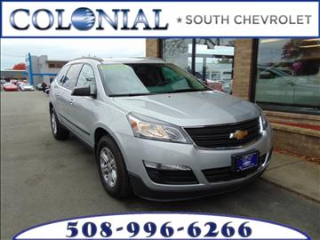 2016 Chevrolet Traverse for sale in Dartmouth, MA
