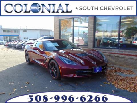 2017 Chevrolet Corvette for sale in Dartmouth, MA