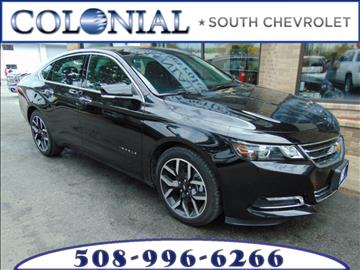2017 Chevrolet Impala for sale in Dartmouth, MA