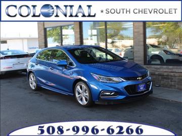 2017 Chevrolet Cruze for sale in Dartmouth, MA