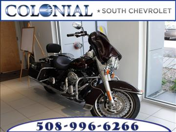 2011 Harley-Davidson Road King for sale in Dartmouth, MA
