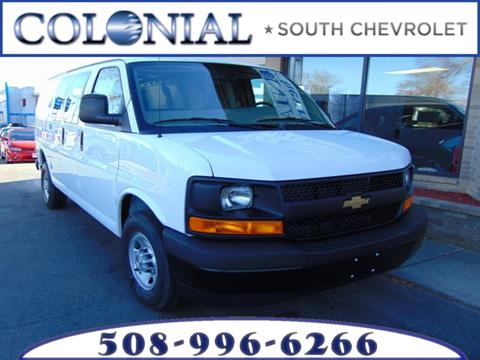 2017 Chevrolet Express Cargo for sale in Dartmouth, MA