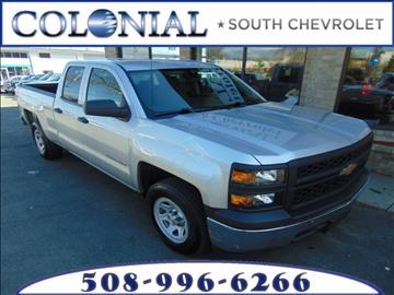 2014 Chevrolet Silverado 1500 for sale in Dartmouth, MA