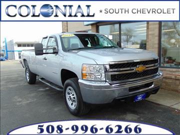 2013 Chevrolet Silverado 3500HD for sale in Dartmouth, MA