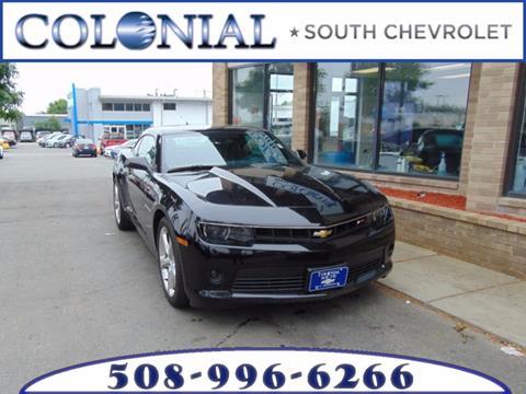 2015 Chevrolet Camaro for sale in Dartmouth MA
