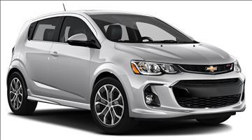 2017 Chevrolet Sonic for sale in Dartmouth, MA