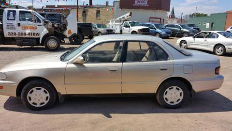 1994 Toyota Camry for sale in Rush City, MN