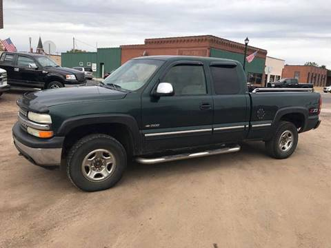 2001 Chevrolet Silverado 1500 for sale in Rush City, MN