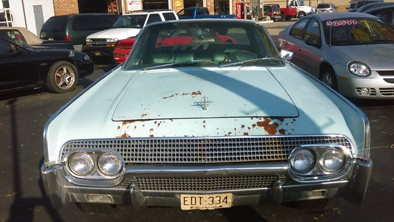 1961 Lincoln Continental  - Pennsville NJ