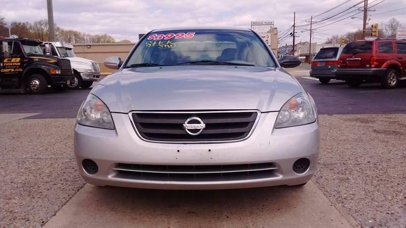 2002 Nissan Altima 2.5 4dr Sedan - Pennsville NJ