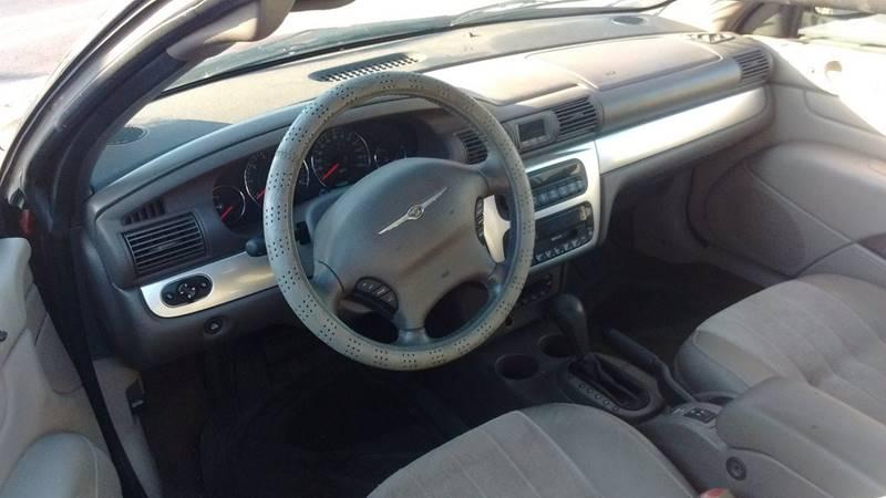 2005 Chrysler Sebring Signature Series 2dr Convertible - Pennsville NJ