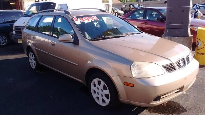 2005 Suzuki Forenza EX 4dr Wagon - Pennsville NJ