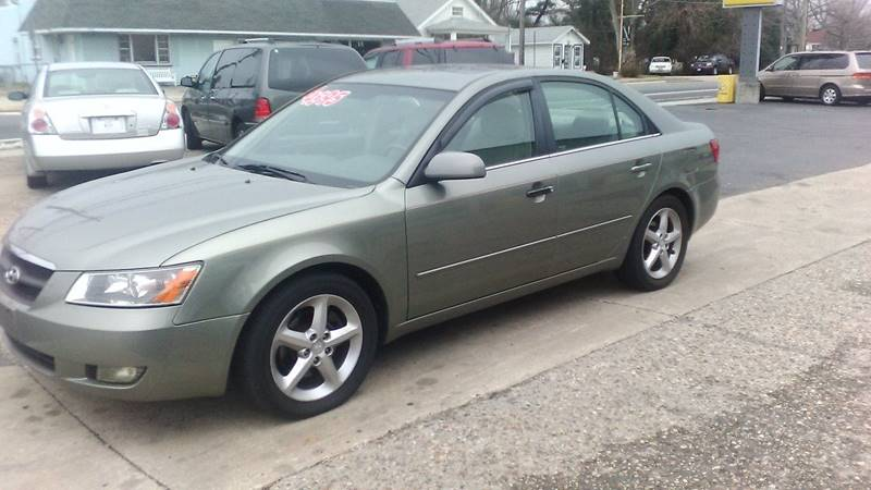 2007 Hyundai Sonata Limited 4dr Sedan - Pennsville NJ