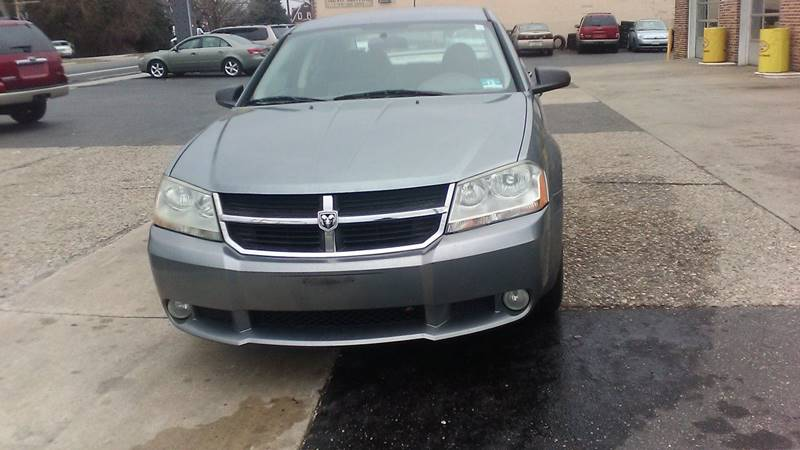 2008 Dodge Avenger SXT 4dr Sedan - Pennsville NJ