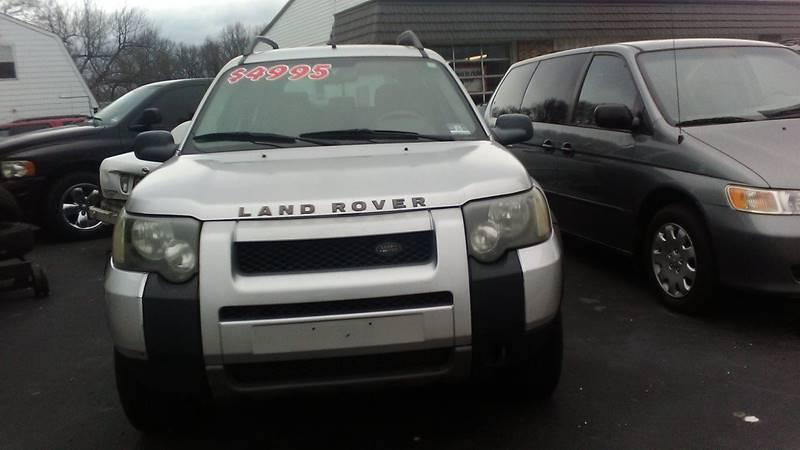 2004 Land Rover Freelander AWD SE 4dr SUV - Pennsville NJ