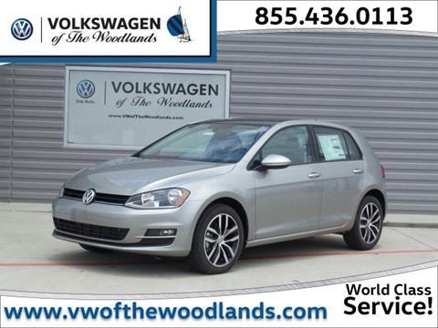 2017 Volkswagen Golf for sale in Woodlands, TX