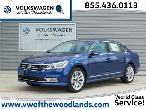 2017 Volkswagen Passat for sale in Woodlands TX