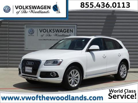 2013 Audi Q5 for sale in Woodlands TX