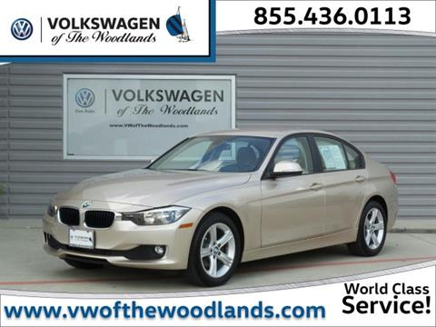2015 BMW 3 Series for sale in Woodlands TX
