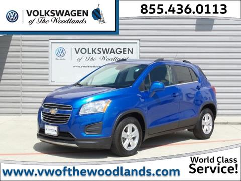 2015 Chevrolet Trax for sale in Woodlands TX
