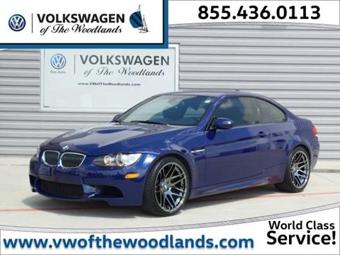 2008 BMW M3 for sale in Woodlands TX