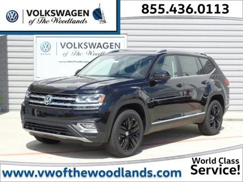 2018 Volkswagen Atlas for sale in Woodlands TX