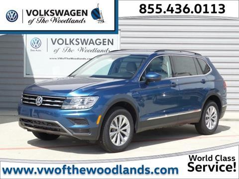 2018 Volkswagen Tiguan for sale in Woodlands TX