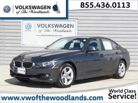 2014 BMW 3 Series for sale in Woodlands TX